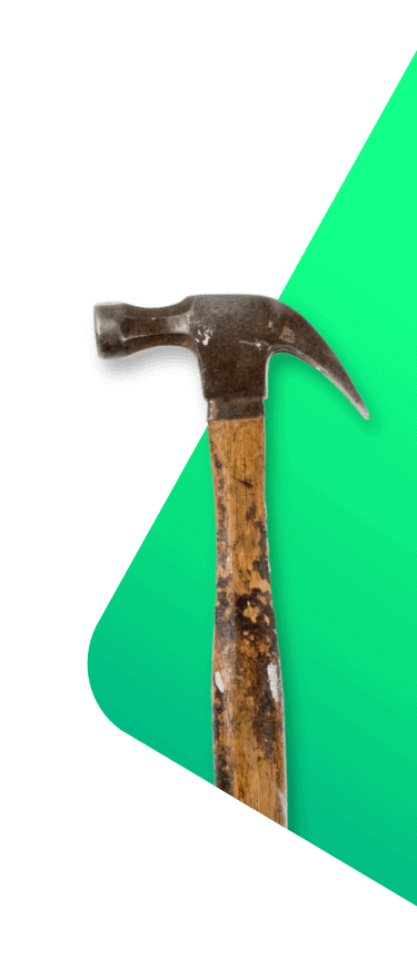hammer for contractor, handyman and construction insurance