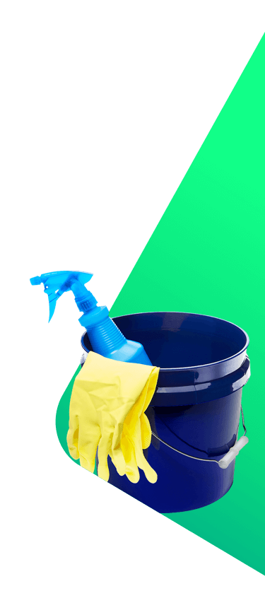 cleaning supplies for janitors and boat cleaners