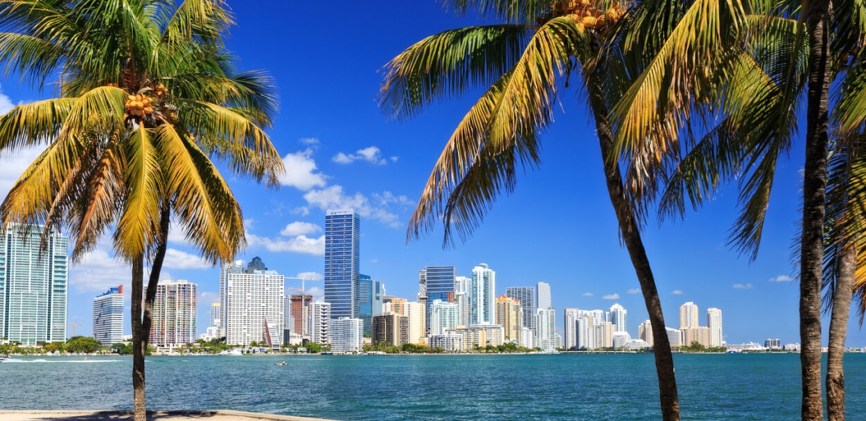 Miami, FL - for florida business insurance