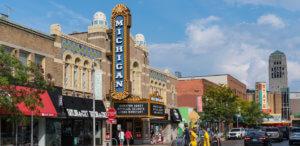 Michigan theater - business insurance in MI