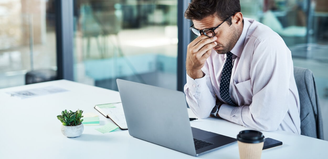 stressed due to negligence claim