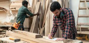 becoming a carpenters apprentice