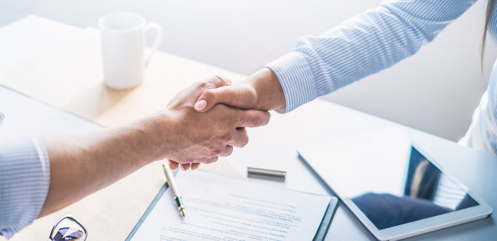 handshake to show commercial package policy