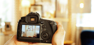 taking real estate photographs