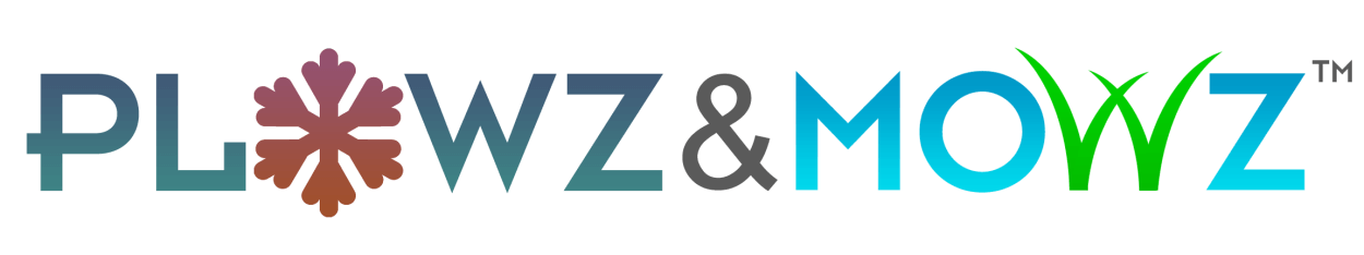 Plowz and Mowz Logo