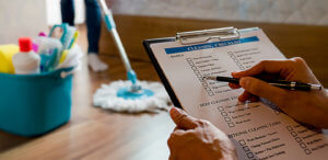 how to bid on cleaning jobs