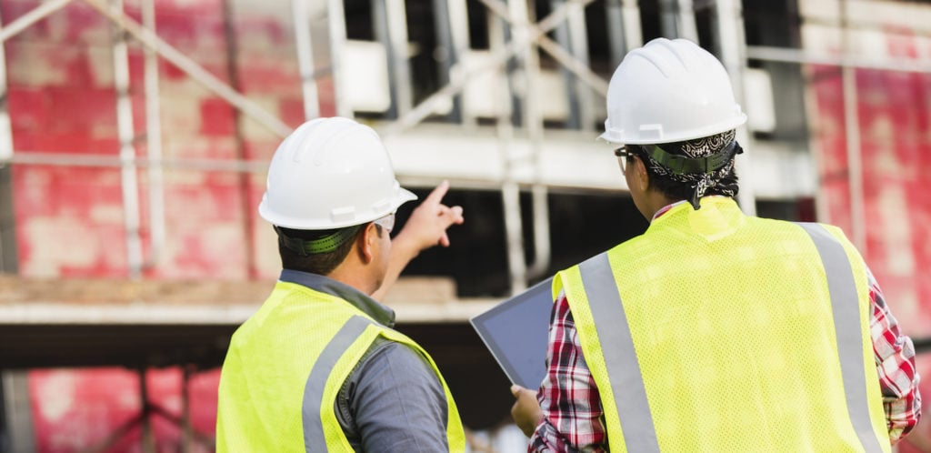 general contractors at site in FL