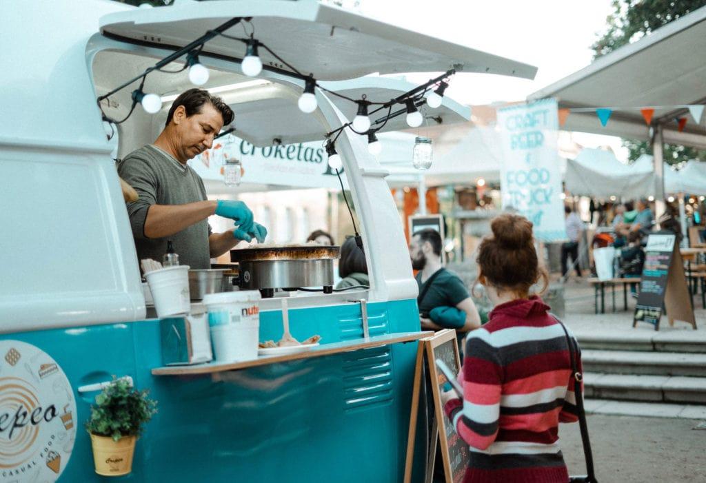 Food Cart Vendor
