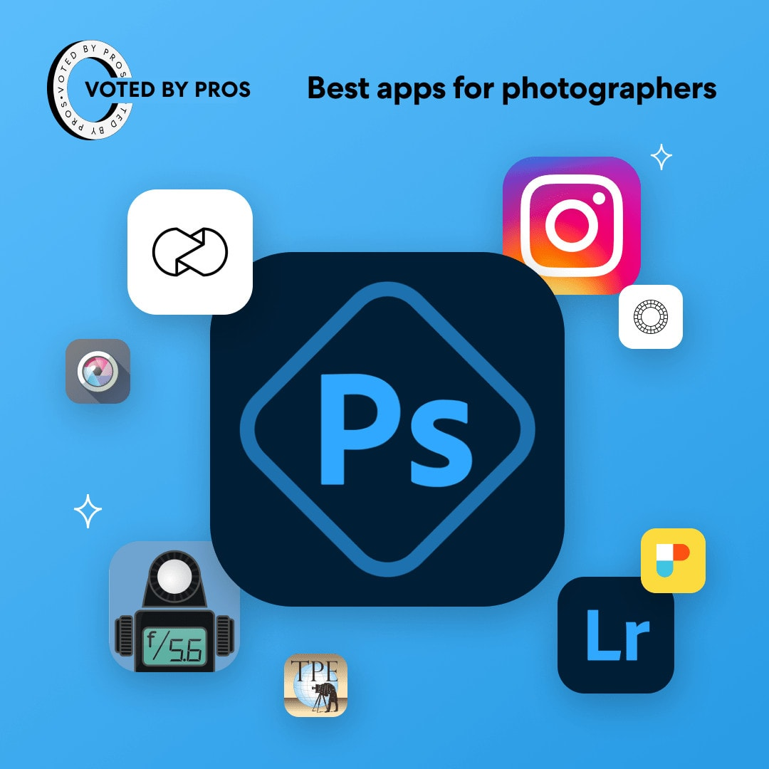 Best apps for photographers